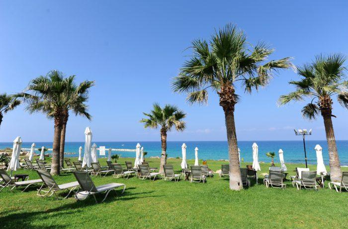 מלון הלגונה הכחולה פאפוס קפריסין