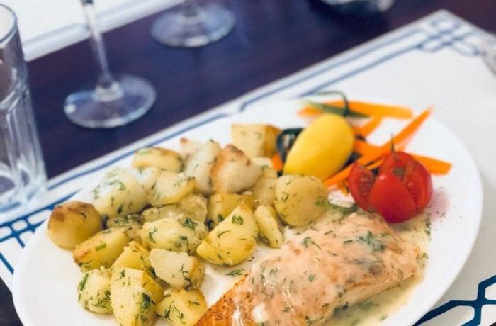 מסעדת יומילו umilo פראג