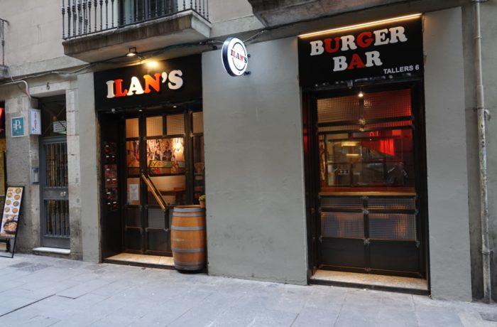 ilans burger bar